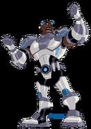Tt cyborg season 6 by glee chan-dc3e9xe