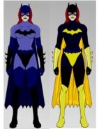 Batgirl in JLA TT