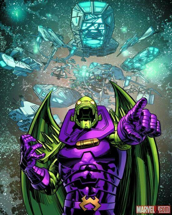 Annihilus: Defying Death (Marvel;Re)