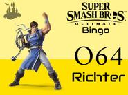 Richter SSBU Bingo