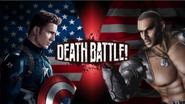 Captain America VS Jax Briggs