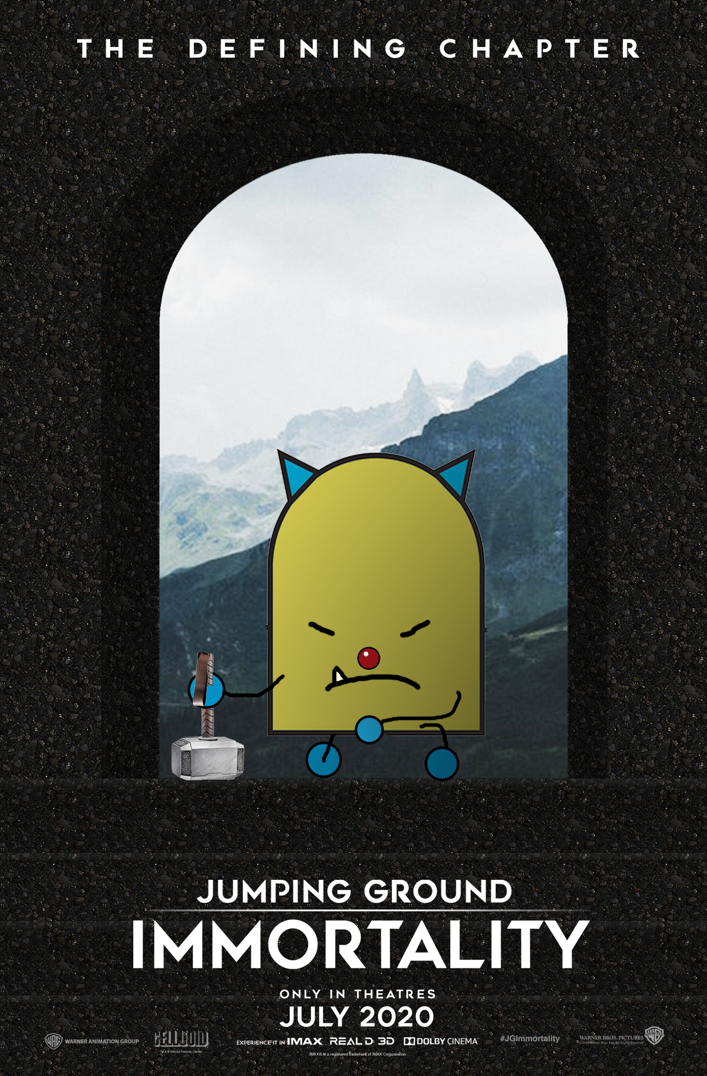 Jumping Ground: Immortality