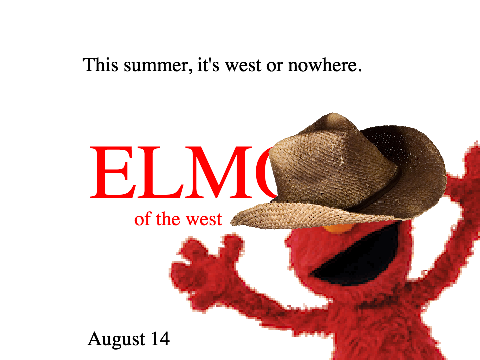 Elmo Of The West