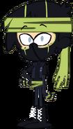 Howard the Green Ninja