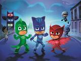 PJ masks: The Movie
