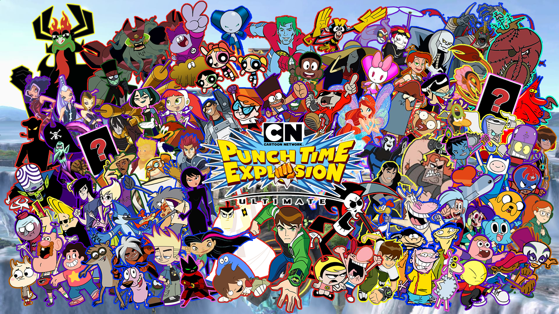 Cartoon Network: Punch Time Explosion - Ultimate