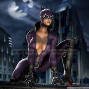 Catwoman render tmk 01