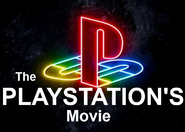 Previos logo of the playstation's movie
