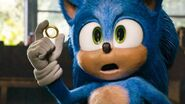 Sonic busted