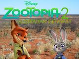 Zootopia 2: Australian Getaway