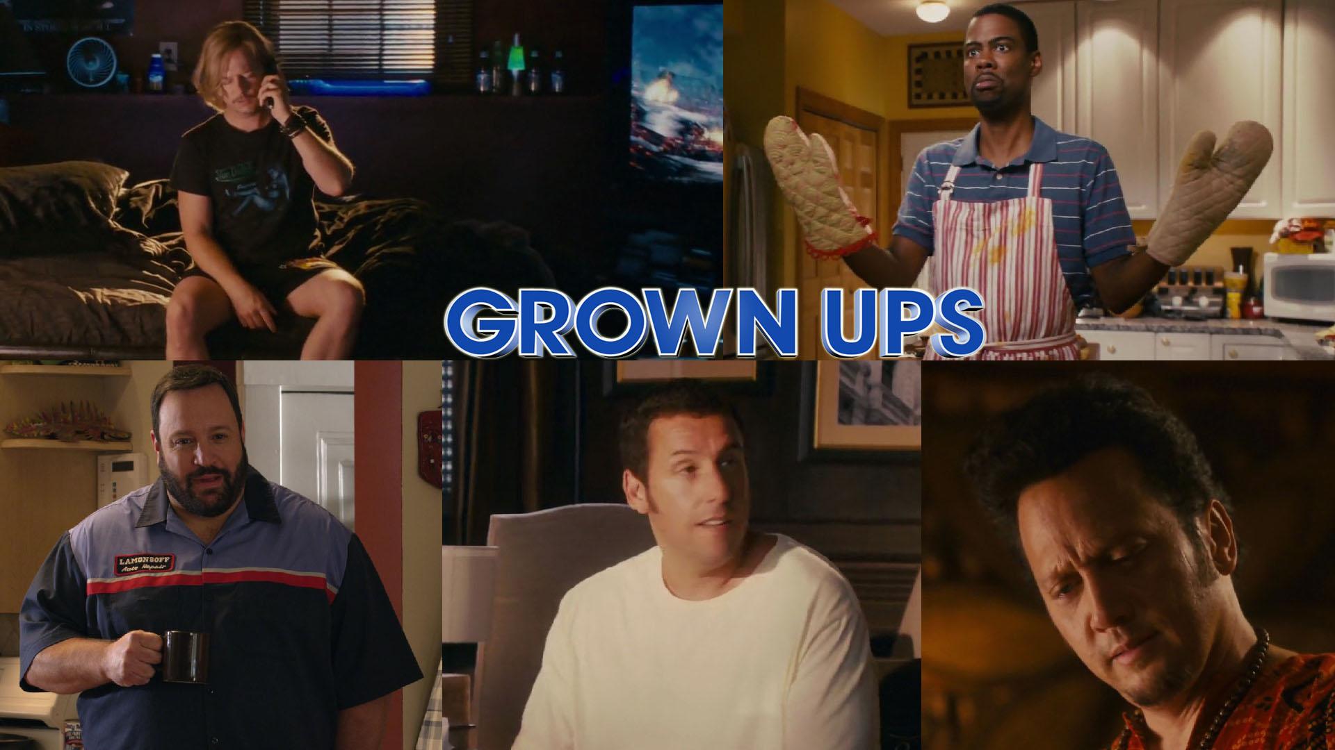 Grown Ups (Netflix TV Series)