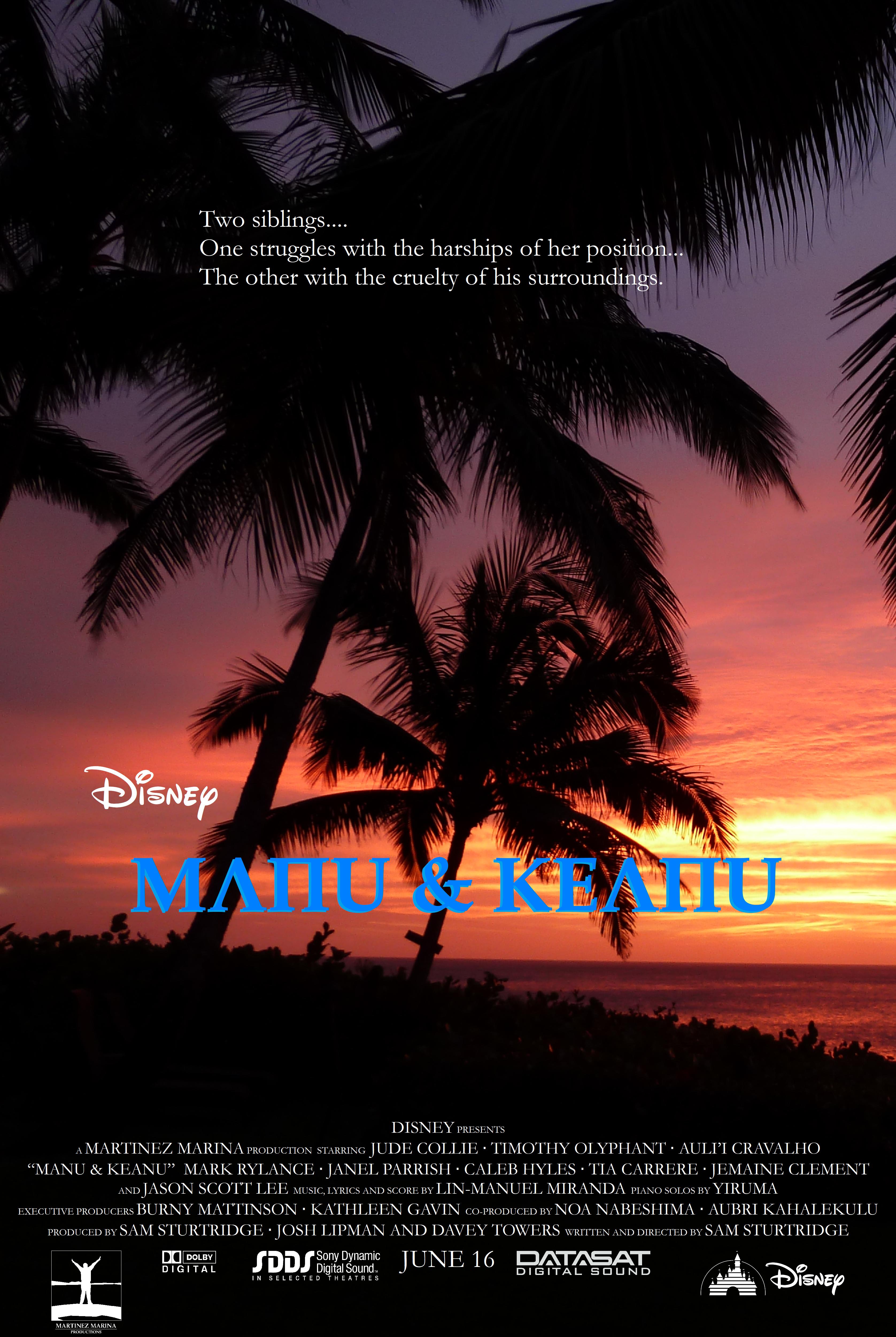 Manu & Keanu