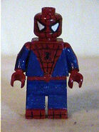 Lego spidey