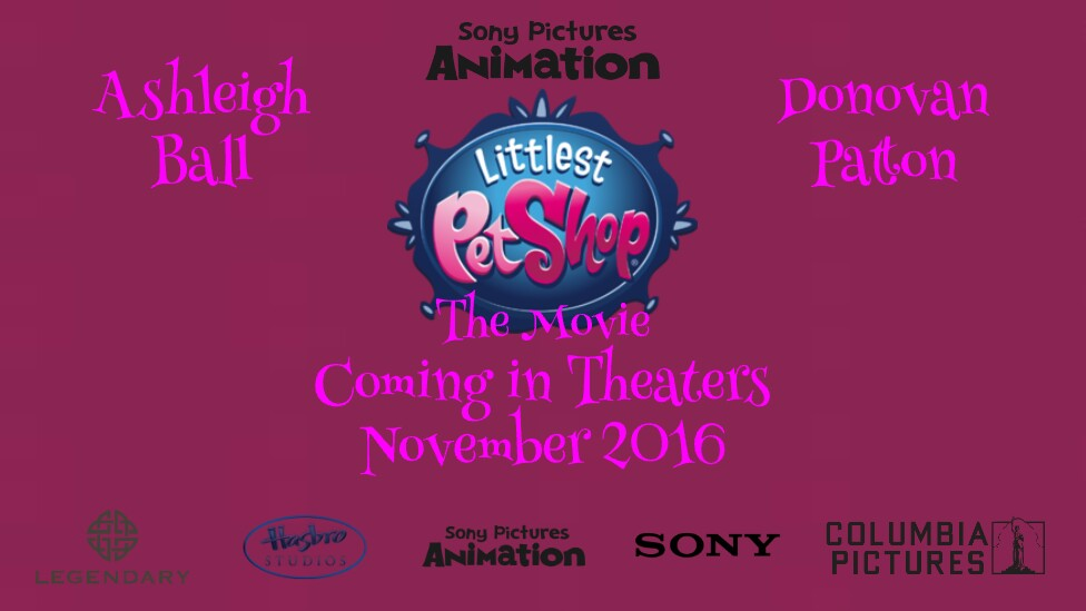 Littlest Pet Shop (Sony Pictures Animation film)