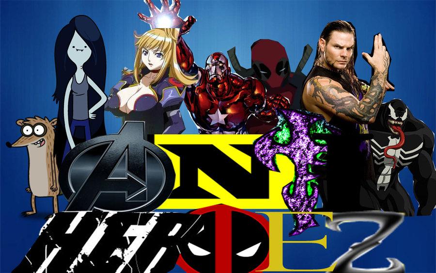 Anti-Heroez Animated Series