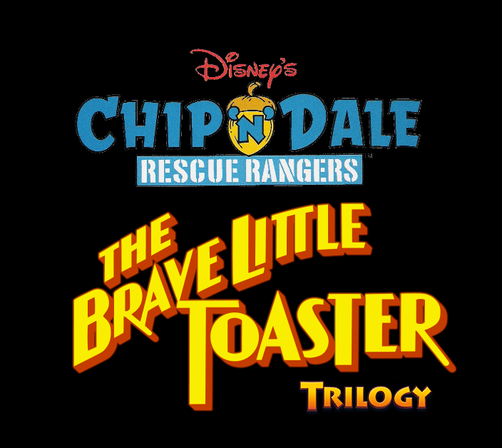 Chip 'n Dale Rescue Rangers: The Brave Little Toaster Trilogy