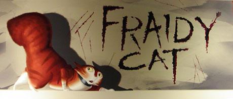 Fraidy Cat (Disney+)