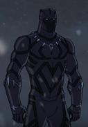 T'Challa (Earth-12041) from Avengers Assemble Season 3 Episode 17