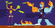 Tt vs gs 4 star fire vs wet fire