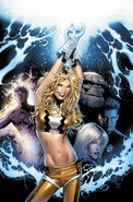Ultimate Fantastic Four Annual Vol 1 1 Textless