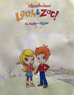 Leah and Zac Poster