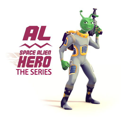 Al the Space Alien Hero: The Series