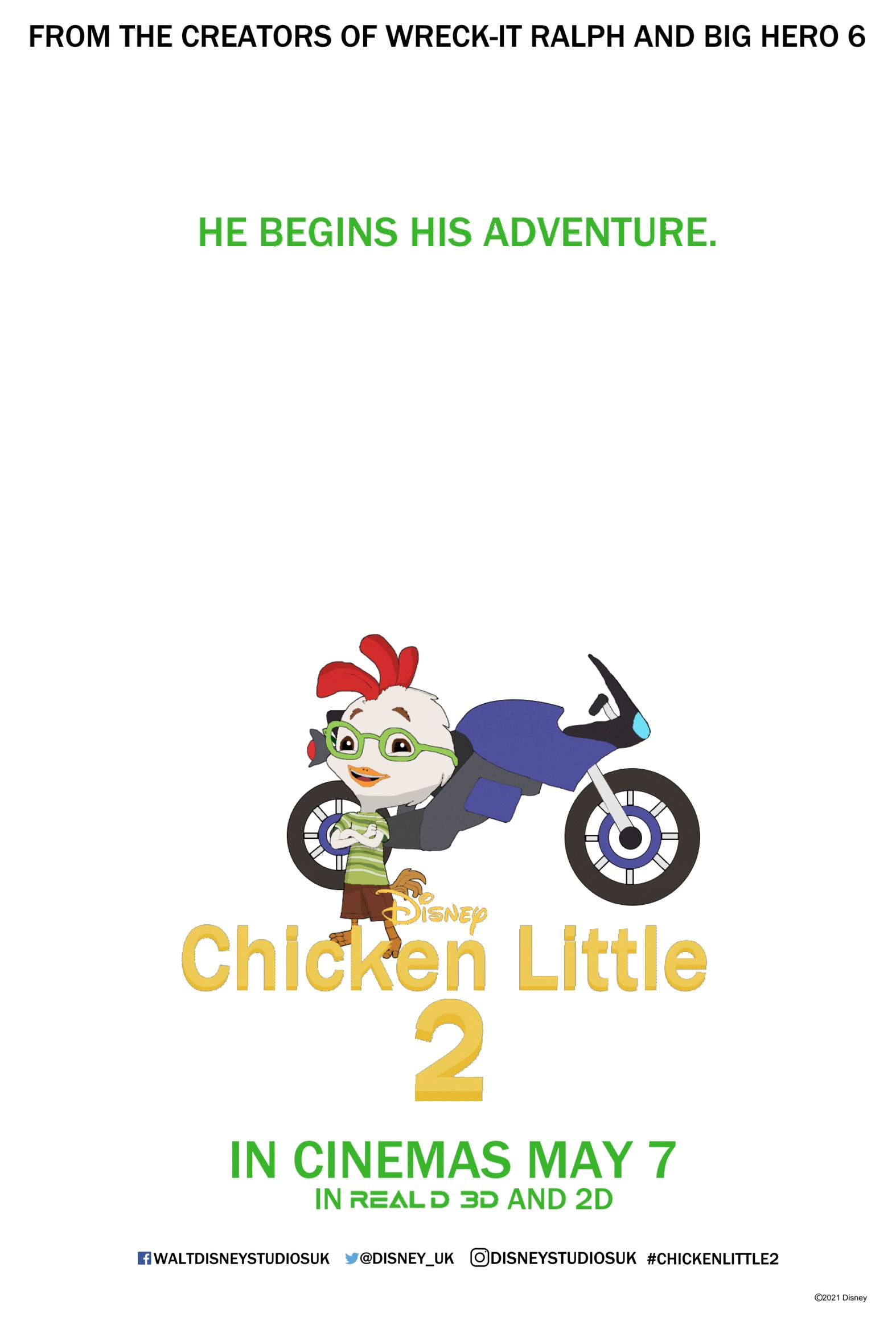 Chicken Little 2 (2018)