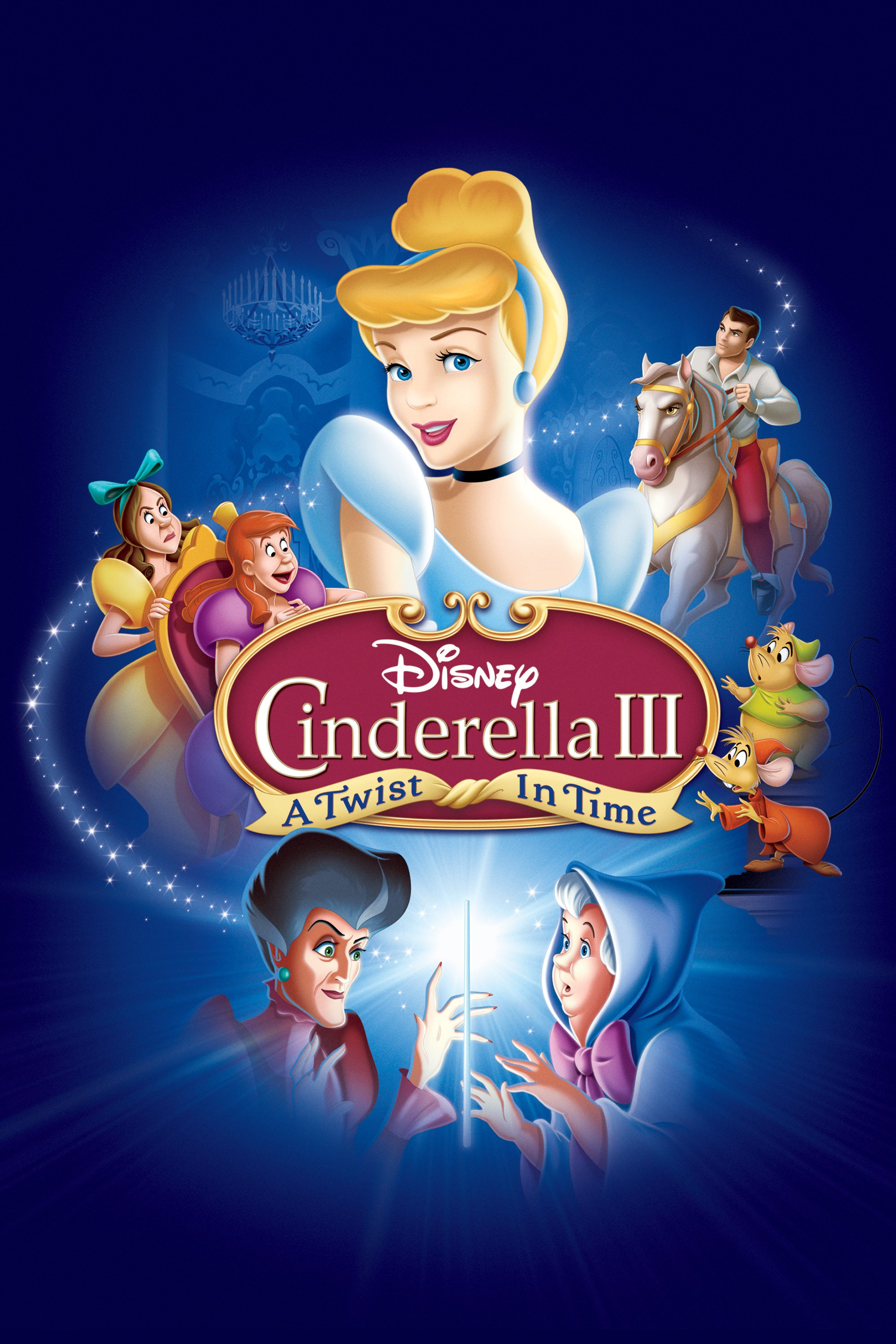 Cinderella: A Twist In Time