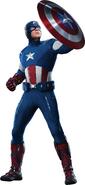 Captain AmericaKH4