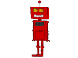 The School-tastic Misadventures of Ray the Robot