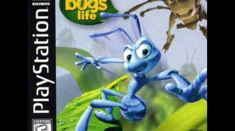 A Bug's Life - End Credits Bonus Levels