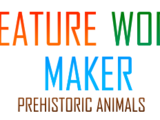Creature World Maker Expansion Pack: Prehistoric Animals