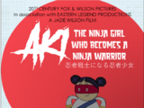 Aki: The Ninja Girl Who Become A Ninja Warrior