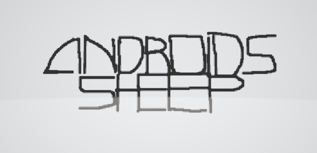 Androids Sheep