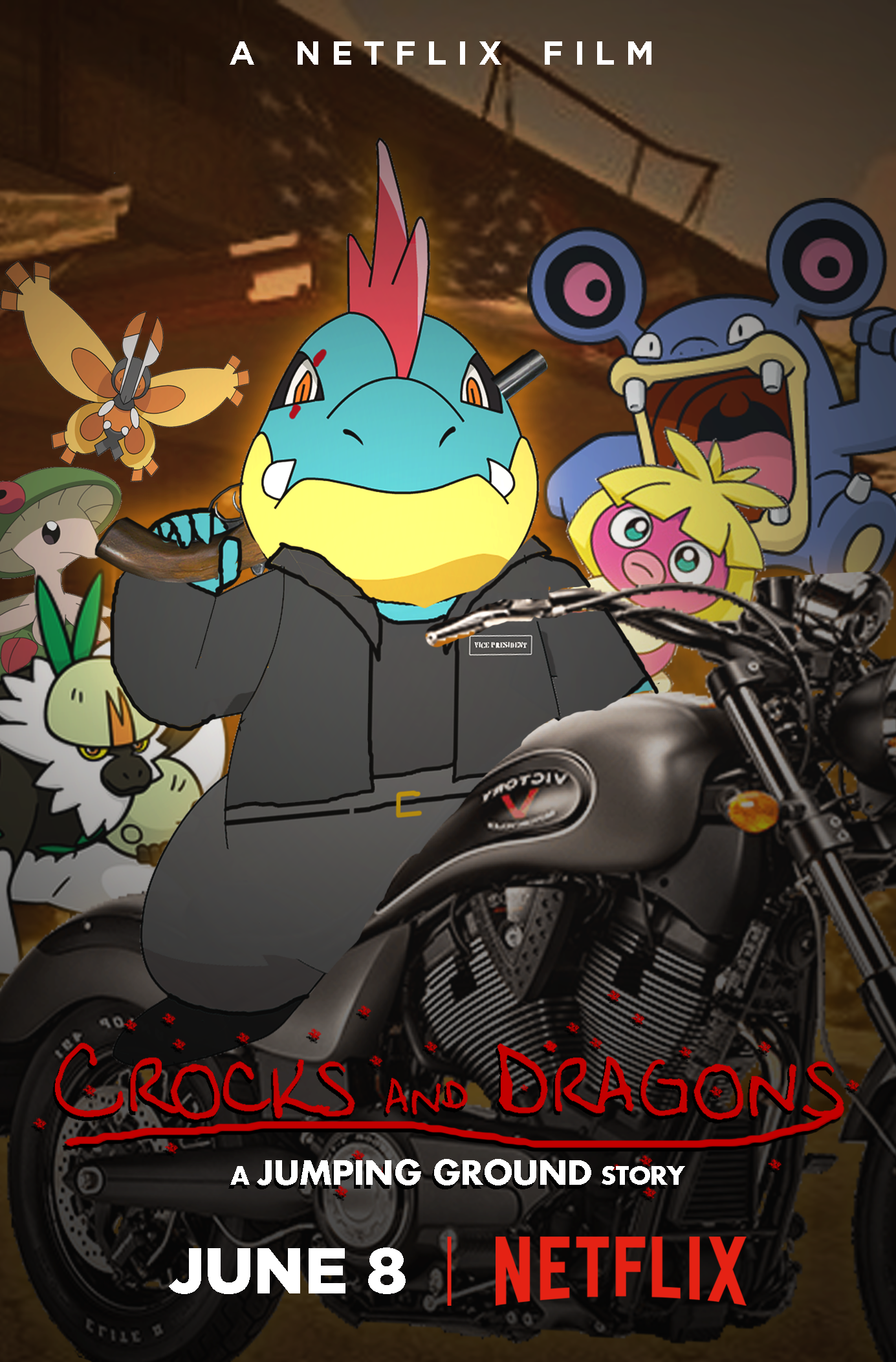 Crocks and Dragons