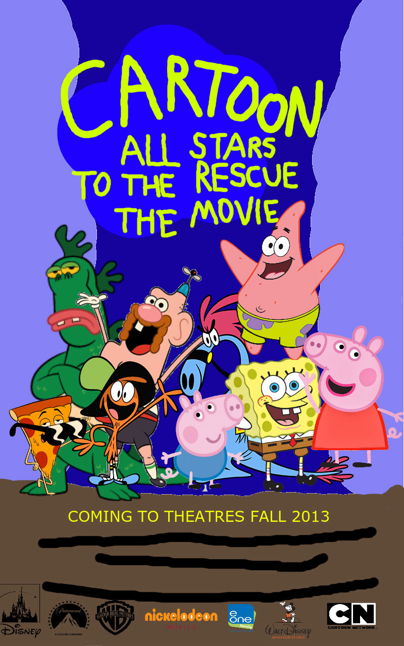 Cartoon All Stars To The Rescue The Movie