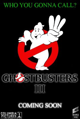 Ghostbusters 3 (2014)