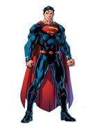 Superman-rebirth-designs