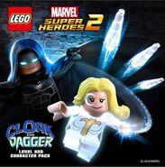 Lego Cloak and Dagger