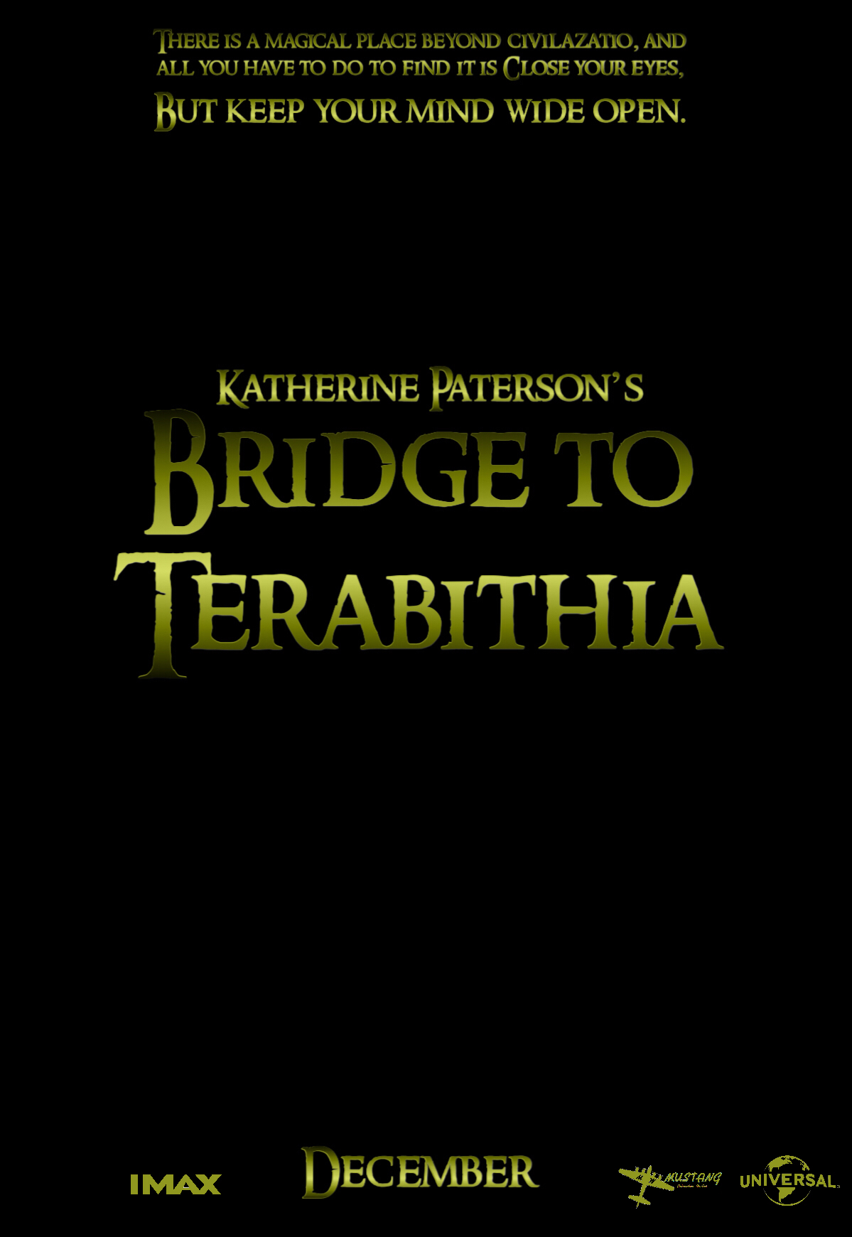 Bridge To Terabithia (2021 Film)
