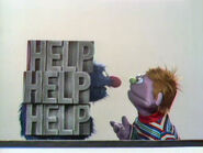 Grover HELP Marty