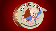 Looney Tunes drum closing