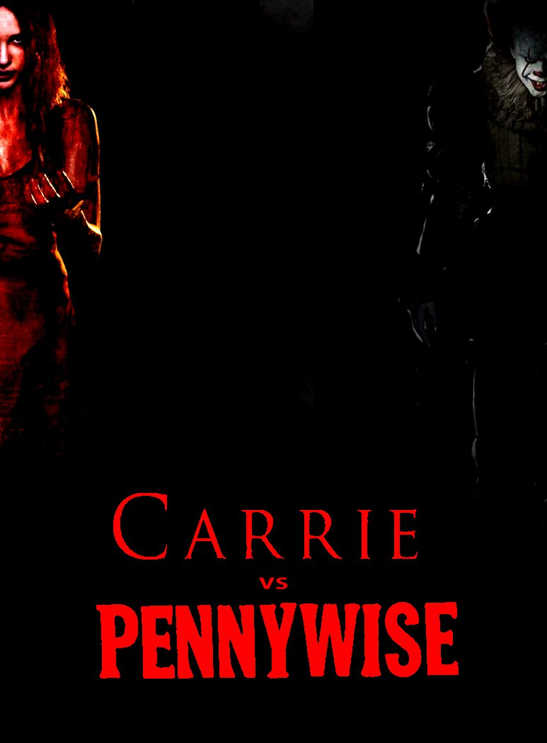 Carrie vs Pennywise