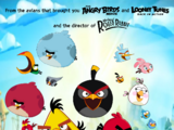 Angry Birds X: The Fine-Feathered Movie