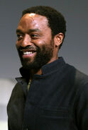 Ejiofor at the 2016 San Diego Comic-Con
