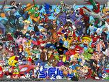 Sega Hearts All-Stars