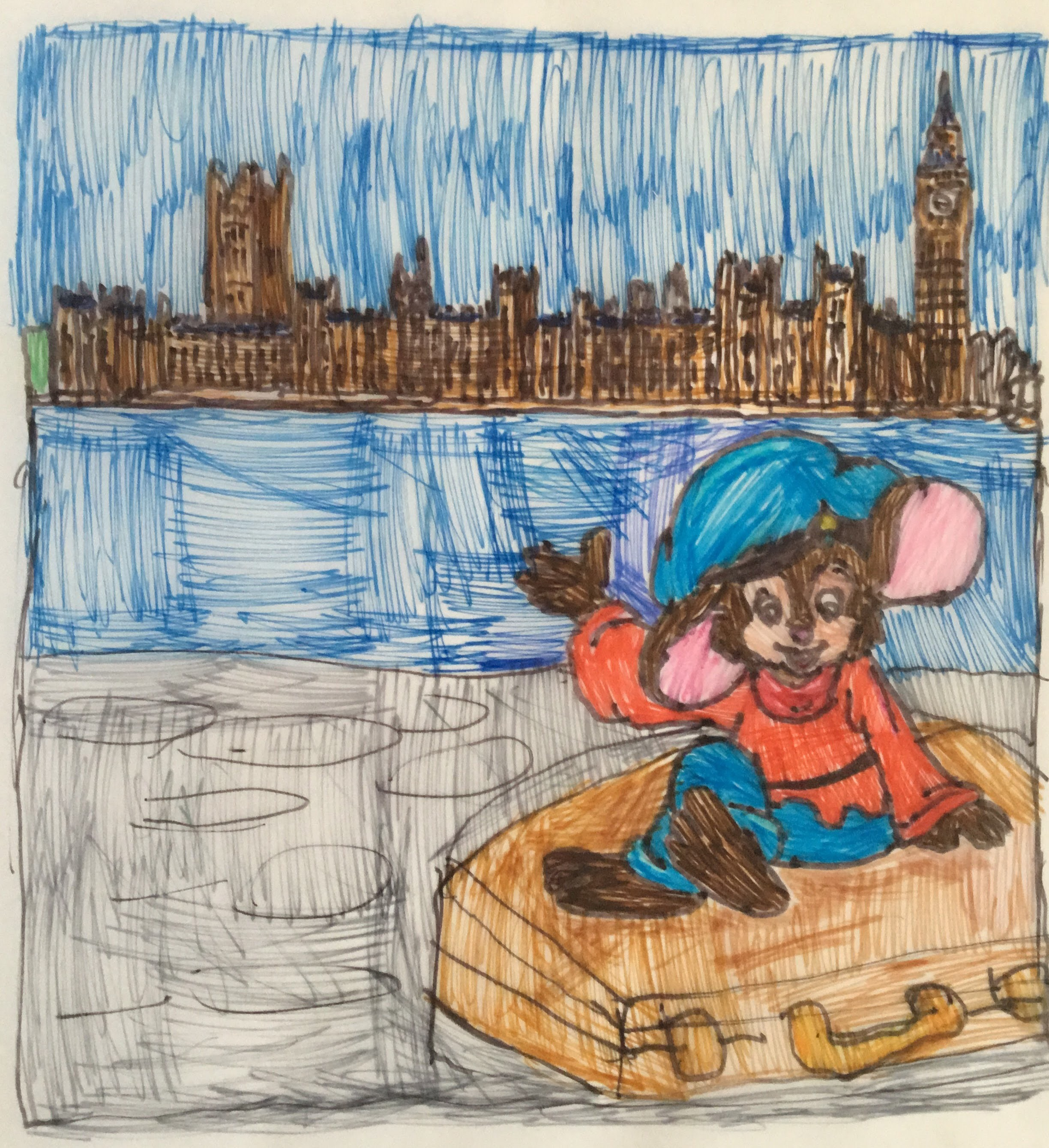 Fievel Goes to London