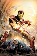 Iron Man Captain America Casualties of War Vol 1 1 Textless