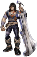 Magnus (KIU Drawing)