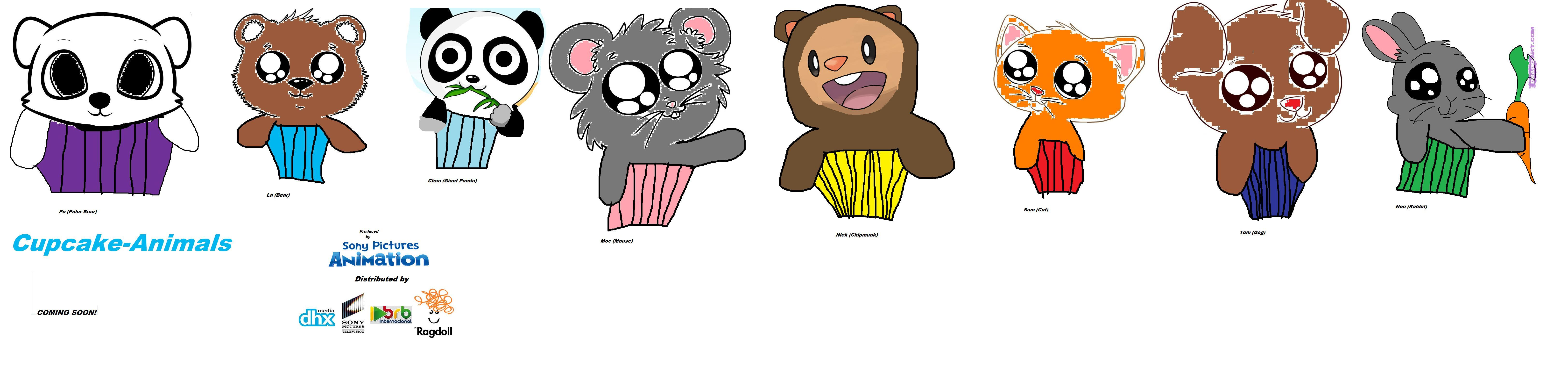 Cupcake Animals (TV)